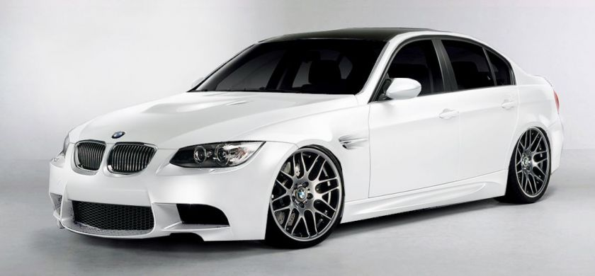19 STAGGERED WHEELS TIRES PACKAGES CSL STYLE HYP BLACK FIT BMW E46
